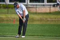 Shane Lowry (IRL) hits his approach shot on 16 during round 2 of the Arnold Palmer Invitational at Bay Hill Golf Club, Bay Hill, Florida. 3/8/2019.<br /> Picture: Golffile | Ken Murray<br /> <br /> <br /> All photo usage must carry mandatory copyright credit (&copy; Golffile | Ken Murray)
