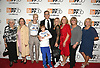 Director/ Producer Mark Bozek and his family attend &quot;The Times of Bill Cunningham&quot;  World Premiere on October 11, 2018 at the 56th New York Film Festival in New York City, New York, USA.<br /> <br /> photo by Robin Platzer/Twin Images<br />  <br /> phone number 212-935-0770
