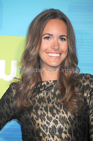 Louise Roe at the 2010 CW Upfront Green Carpet Arrivals at Madison Square Garden in New York City. May 20, 2010.Credit: Dennis Van Tine/MediaPunch