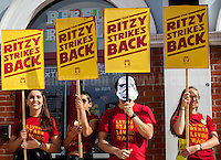 "24.09.2016 - ""The Ritzy Strike's Back!"""