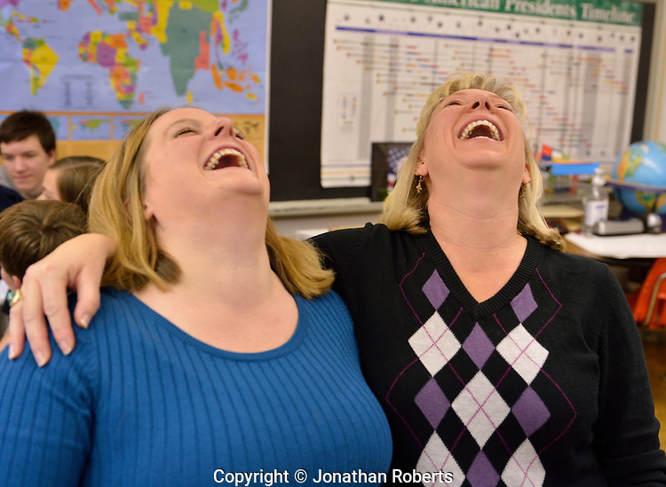 Allison Hunt Kentucky High School Teacher of the Year 2012