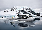 Luxury super-yacht looks like a giant killer whale by Rosetti Superyachts