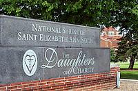 Elizabeth Seton National Shrine, Emmitsburg, Maryland