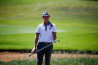Tapio Pulkkanen (FIN) during the 3rd round at the Nedbank Golf Challenge hosted by Gary Player,  Gary Player country Club, Sun City, Rustenburg, South Africa. 10/11/2018 <br /> Picture: Golffile | Tyrone Winfield<br /> <br /> <br /> All photo usage must carry mandatory copyright credit (&copy; Golffile | Tyrone Winfield)