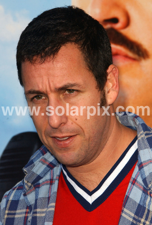 **ALL ROUND PICTURES FROM SOLARPIX.COM**.**SYNDICATION RIGHTS FOR UK, AUSTRALIA, DENMARK, PORTUGAL, S. AFRICA, SPAIN & DUBAI (U.A.E) ONLY**.The Mall Cop Los Angeles Premiere  Arrivals at the  Mann's Village Theatre in Westwood, California in the USA...This pic: Adam Sandler..JOB REF:8225-PHZ/ortega    DATE:10-01-09 .**MUST CREDIT SOLARPIX.COM OR DOUBLE FEE WILL BE CHARGED* *UNDER NO CIRCUMSTANCES IS THIS IMAGE TO BE REPRODUCED FOR ANY ONLINE EDITION WITHOUT PRIOR PERMISSION*