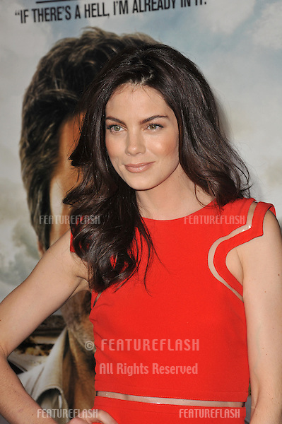"Michelle Monaghan at the Los Angeles premiere of her new movie ""Due Date"" at Grauman's Chinese Theatre, Hollywood..October 28, 2010  Los Angeles, CA.Picture: Paul Smith / Featureflash"