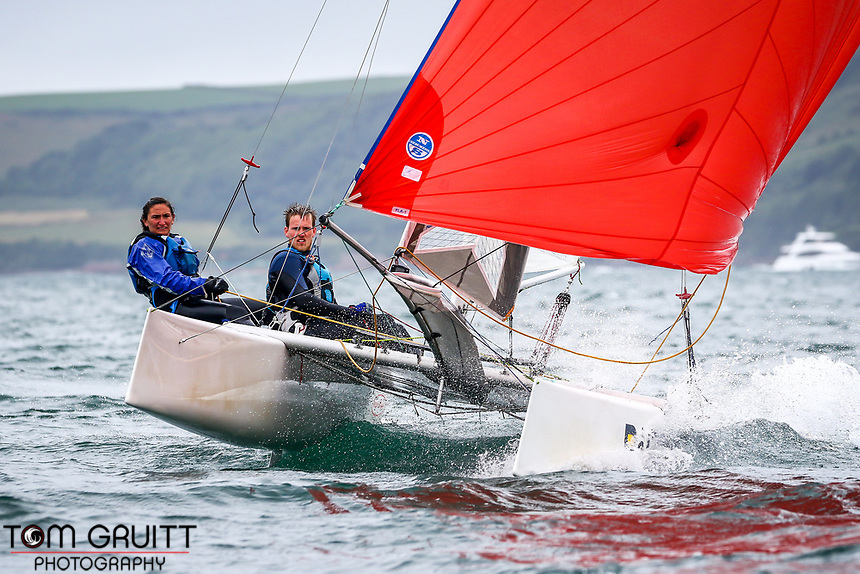 Plymouth Dinghy Regatta 2018