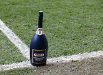 A champagne bottle during the League One match at Bramall Lane, Sheffield. Picture date: April 30th, 2017. Pic David Klein/Sportimage