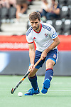 Amsterdam, The Netherlands, June 30: During the men fieldhockey bronze medal match between Great Britain and The Netherlands at the FIH Pro League Grand Final on June 30, 2019 at Wagener Stadium in Amsterdam, The Netherlands. Final score 3-5 (HT 3-3). (Photo by Dirk Markgraf / www.265-images.com) ***