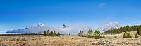 67545-09006 Grand Teton Mountain Range, Grand Teton National Park, WY