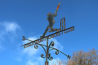 The Essex weather vane during Essex CCC vs Lancashire CCC, Specsavers County Championship Division 1 Cricket at The Cloudfm County Ground on 7th April 2017