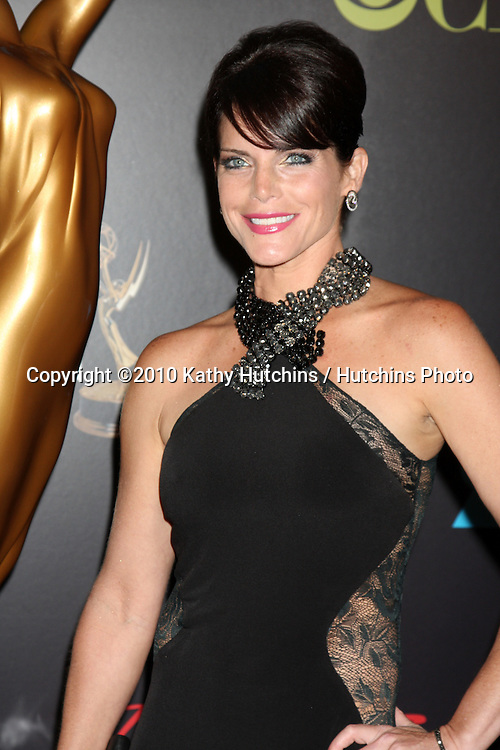 Lesli Kay.arrives at the 2010 Daytime Emmy Awards .Las Vegas Hilton Hotel & Casino.Las Vegas, NV.June 27, 2010.©2010 Kathy Hutchins / Hutchins Photo....