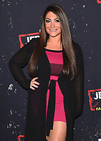 "WEST HOLLYWOOD, CA - MARCH 29:  Deena Cortese at the ""Jersey Shore Family Vacation"" Global Premiere at HYDE Sunset: Kitchen + Cocktails on March 29, 2018 in West Hollywood, California. (Photo by Scott KirklandPictureGroup)"