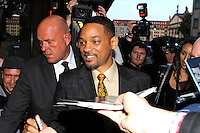 Will Smith. MEN IN BLACK 3 cast going for dinner at Borchardt restaurant, Berlin, 14.05.2012..Credit: SEKA/face to face /MediaPunch Inc. ***FOR USA ONLY***