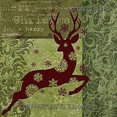 Isabella, CHRISTMAS SYMBOLS, WEIHNACHTEN SYMBOLE, NAVIDAD SÍMBOLOS, paintings+++++,ITKE551882,#xx# napkins deer