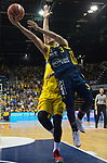 15.05.2018, EWE Arena, Oldenburg, GER, BBL, Playoff, Viertelfinale Spiel 4, EWE Baskets Oldenburg vs ALBA Berlin, im Bild<br /> Isaiah PHILMORE (EWE Baskets Oldenburg #31) <br /> Peyton SIVA (ALBA Berlin #3 )<br /> Foto &copy; nordphoto / Rojahn