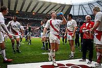 Photo: Richard Lane/Richard Lane Photography. .England v Ireland. RBS Six Nations. 15/03/2008. England's Jamie Noon.