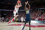 2012-13 NCAA Basketball: Michigan at Wisconsin