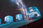 "Oct 4, 2012 - GARDEN CITY, NEW YORK U.S. - At the new JetBlue Sky Theater Planetarium at Cradle of Aviation Museum, Nassau County students watched ""We Are Astronomers"" a digital planetarium show, which included a very large array of radio telescopes.. The planetarium, a state-of-the-art digital projection system, officially opens this weekend."