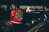 SLICE (2018)<br /> ZAZIE BEETZ<br /> *Filmstill - Editorial Use Only*<br /> CAP/FB<br /> Image supplied by Capital Pictures