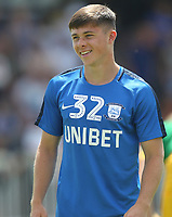 Preston North End's Adam O'Reilly<br /> <br /> Photographer Mick Walker/CameraSport<br /> <br /> Pre-Season Friendly -Bamber Bridge v Preston North End  - Saturday 7th July  2018 - Irongate Stadium,Bamber Bridge<br /> <br /> World Copyright &copy; 2018 CameraSport. All rights reserved. 43 Linden Ave. Countesthorpe. Leicester. England. LE8 5PG - Tel: +44 (0) 116 277 4147 - admin@camerasport.com - www.camerasport.com