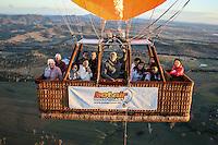 20140827 August 27 Hot Air Balloon Gold Coast