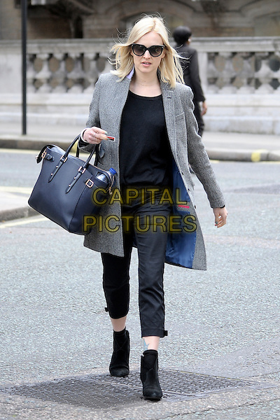 LONDON , ENGLAND - MAY 23 ; Fearne Cotton leaving BBC Radio 1 London, England, 23rd May 2014.<br /> CAP/IA<br /> &copy;Ian Allis/Capital Pictures