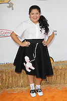 UNIVERSAL CITY, CA - OCTOBER 21:  Raini Rodriguez at the Camp Ronald McDonald for Good Times 20th Annual Halloween Carnival at the Universal Studios Backlot on October 21, 2012 in Universal City, California. ©mpi28/MediaPunch Inc. /NortePhoto