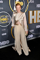 LOS ANGELES, USA. September 23, 2019: Sarah Snook at the HBO post-Emmy Party at the Pacific Design Centre.<br /> Picture: Paul Smith/Featureflash