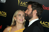 04 January 2019 - Los Angeles, California - Emily Blunt, John Krasinski. 8th AACTA International Awards hosted by the Australian Academy held at SKYBAR at Mondrian Los Angeles.        <br /> CAP/ADM<br /> &copy;ADM/Capital Pictures