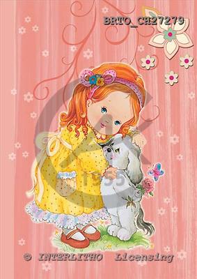 Alfredo, CHILDREN, paintings, BRTOCH27279,#k# Kinder, niños, illustrations, pinturas ,everyday
