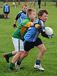 Duleek/Bellewstown B Seb Lennon St Colmcilles Caolan Nulty. Photo: Colin Bell/pressphotos.ie