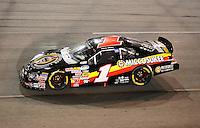 May 1, 2009; Richmond, VA, USA; NASCAR Nationwide Series driver Mike Bliss during the Lipton Tea 250 at the Richmond International Raceway. Mandatory Credit: Mark J. Rebilas-