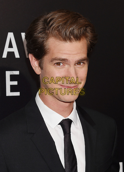 BEVERLY HILLS, CA - OCTOBER 24: Actor Andrew Garfield attends the screening of Summit Entertainment's 'Hacksaw Ridge' at Samuel Goldwyn Theater on October 24, 2016 in Beverly Hills, California.<br /> CAP/ROT/TM<br /> &copy;TM/ROT/Capital Pictures
