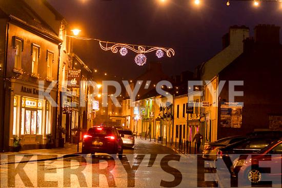Dingle Christmas lights