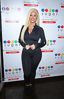 02 December 2017 - Las Vegas, NV - Amber Rose, Amber Rose Prepares for Chocolate Rose auditions at the Chocolate Lounge. Photo Credit: MJT/AdMedia