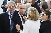 SÃO PAULO, SP, 02.09.2019 - POLITICA-SP - Aloysio Nunes Ferreira (PSDB/SP), Ex-Senador e Ex-Ministro de Relações Exteriores, participa do velório do Ex-Governador de São Paulo, Alberto Goldman, na Assembléia Legislativa do Estado de São Paulo, nesta segunda-feira, 2. (Foto Charles Sholl/Brazil Photo Press/Folhapress)