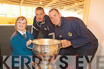 Mercy Mounthawk..Amy Lyncy, Mounthawk school with Seamus Scanlon and Micheal Quirke