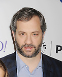 HOLLYWOOD, CA - MARCH 08: Executive producer Judd Apatow attends The Paley Center For Media's 32nd Annual PALEYFEST LA - 'Girls' at Dolby Theatre on March 8, 2015 in Hollywood, California.