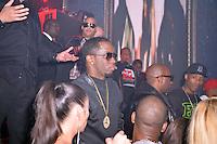 MIAMI, FL - NOVEMBER 21: P. Diddy aka Sean Combs celebrates Thanksgiving at at Bamboo Miami on November 21, 2012 in Miami, Florida. © MPI10/MediaPunch Inc /NortePhoto