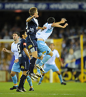 A-League - Round 10 - Melbourne Victory v Sydney FC