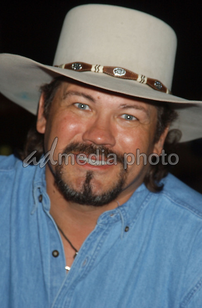 June 13, 2004; Nashville, TN, USA; Singer  BUDDY JEWELL during the 2004  CMA Music Festival held at Riverfront Park. Mandatory Credit: Photo by Laura Farr/AdMedia. (©) Copyright 2004 by Laura Farr