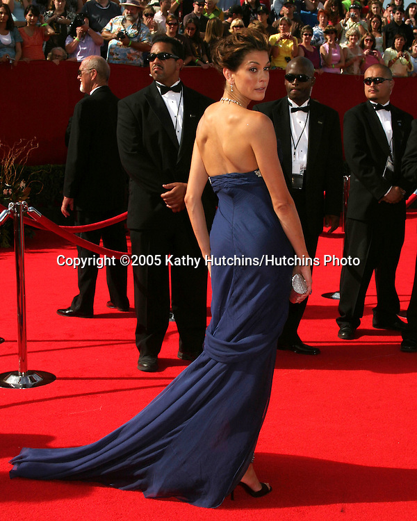 Teri Hatcher.Primetime Emmys 2005.Shrine Auditorium.Los Angeles, CA.September 18, 2005.©2005 Kathy Hutchins / Hutchins Photo