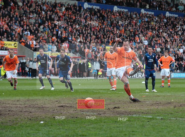 08/05/2010  Blackpool v Nottingham Forest Coca Cola Championship Play Off Semi Final 1st Leg...pic ©  Phill Heywood