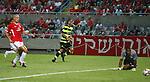 Georgios Samaras scores for Celtic