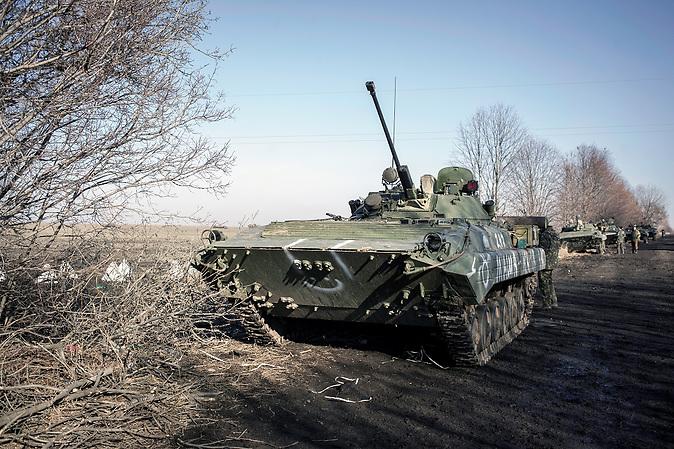 Bildserie mit Portraits und Zitaten aus der Ostukraine vom 14.02. -16.02.2015