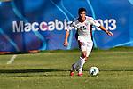 Mens Open Soccer v. Uruguay