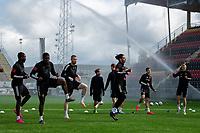 Östersunds FK Training Session 09 JUL