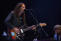 American indie rock band War on Drugs performs on the Main stage at Sziget Festival held in Budapest, Hungary on Aug. 14, 2018. ATTILA VOLGYI