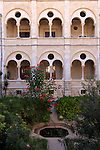 Israel, Shephelah, the Trappist Monastery in Latrun.
